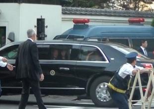 エアフォースワンは伊丹空港に27日19時頃到着【G20大阪サミット】トランプ大統領の宿泊ホテルは帝国ホテル大阪