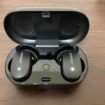 【Bose】QuietComfort Earbudsがスポーツ向きではない4つの理由